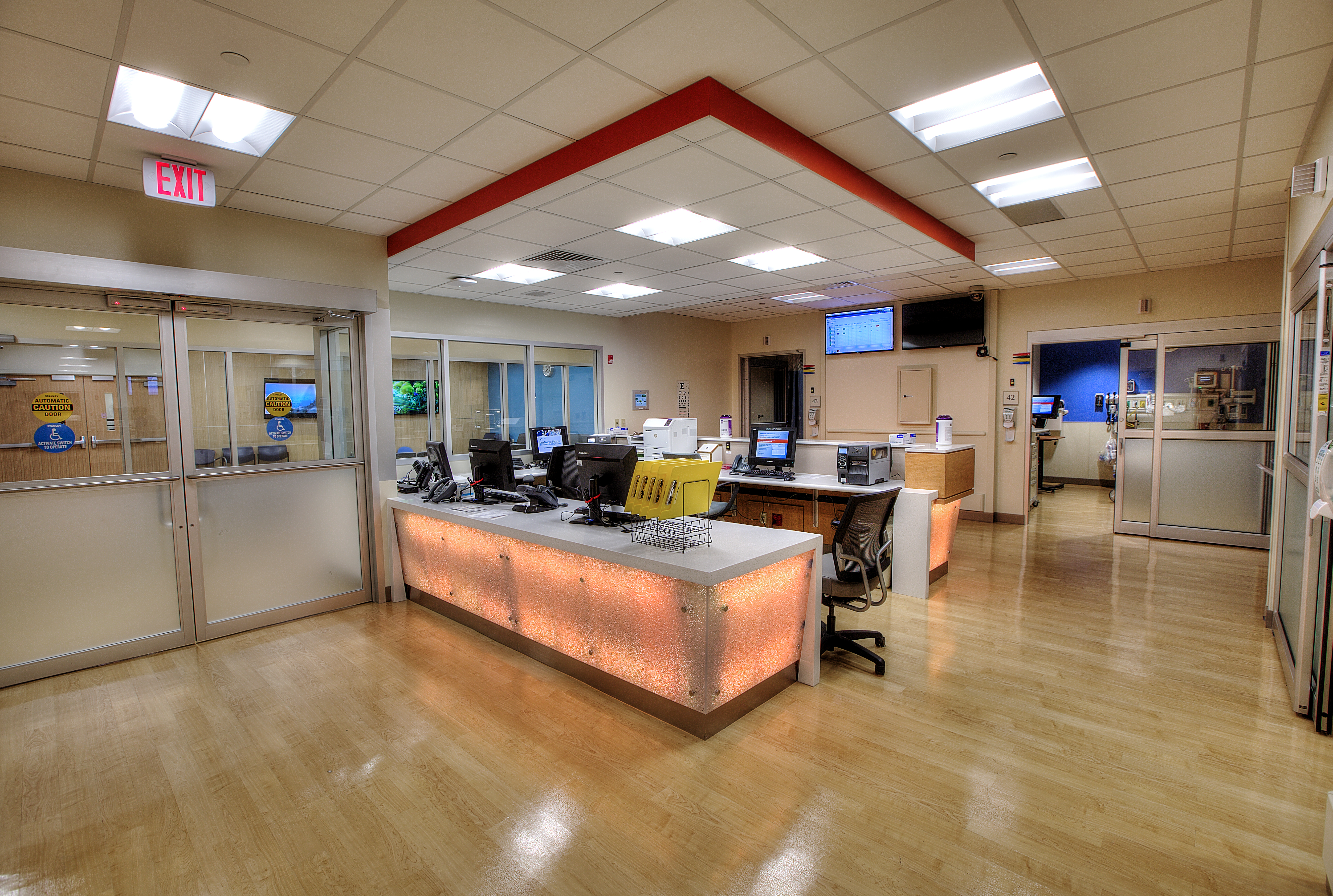 Newly Renovated Pediatric Emergency Room Features Family-Friendly ...